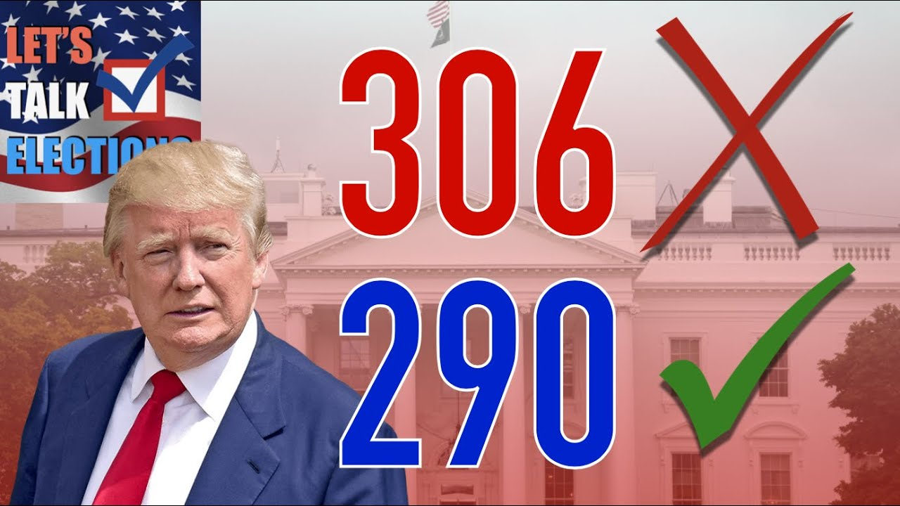 Donald Trump Can No Longer Reach His 2016 Numbers