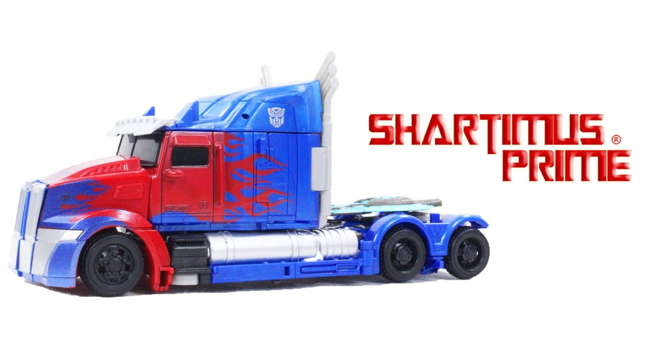 Transformers Optimus Prime The Last Knight Movie Voyager ...