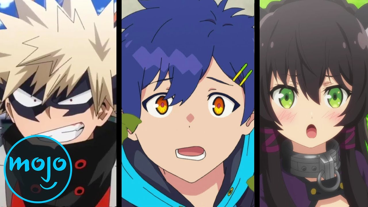 Top 20 Anime of Spring 20 You Need to Watch