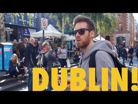 OKTOBERFEST IN DUBLIN!!!| BIT BONKERS | IRELAND TRAVEL VLOG