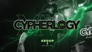 CYPHERLOGY MVP EP.1: RIVERB x HIA-BOB x บิวบ๊ะป้ะเข้าให้ x POMPADOUR (รอบ 32 คน) | RAP IS NOW