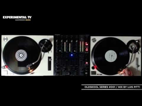 OLDSKOOL SERIES #001 MIX BY LUIS PITTI (VINYL SET) HD
