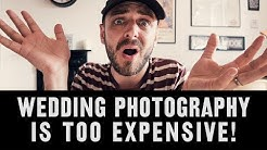 Why is wedding photography so expensive?