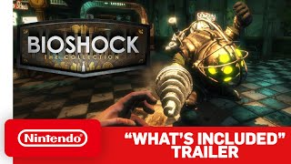 BioShock: The Collection - What's Included Trailer - Nintendo Switch