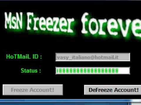 freezer msn forever