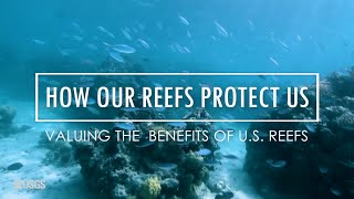How Our Reefs Protect Us: Valuing the Benefits of U.S. Reefs