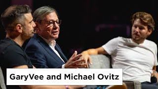 Uncomfortable Truths About Being a Great CEO: A Conversation Between GaryVee and Michael Ovitz