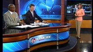 WDSU New Orleans 10 PM News - 7/9/2012