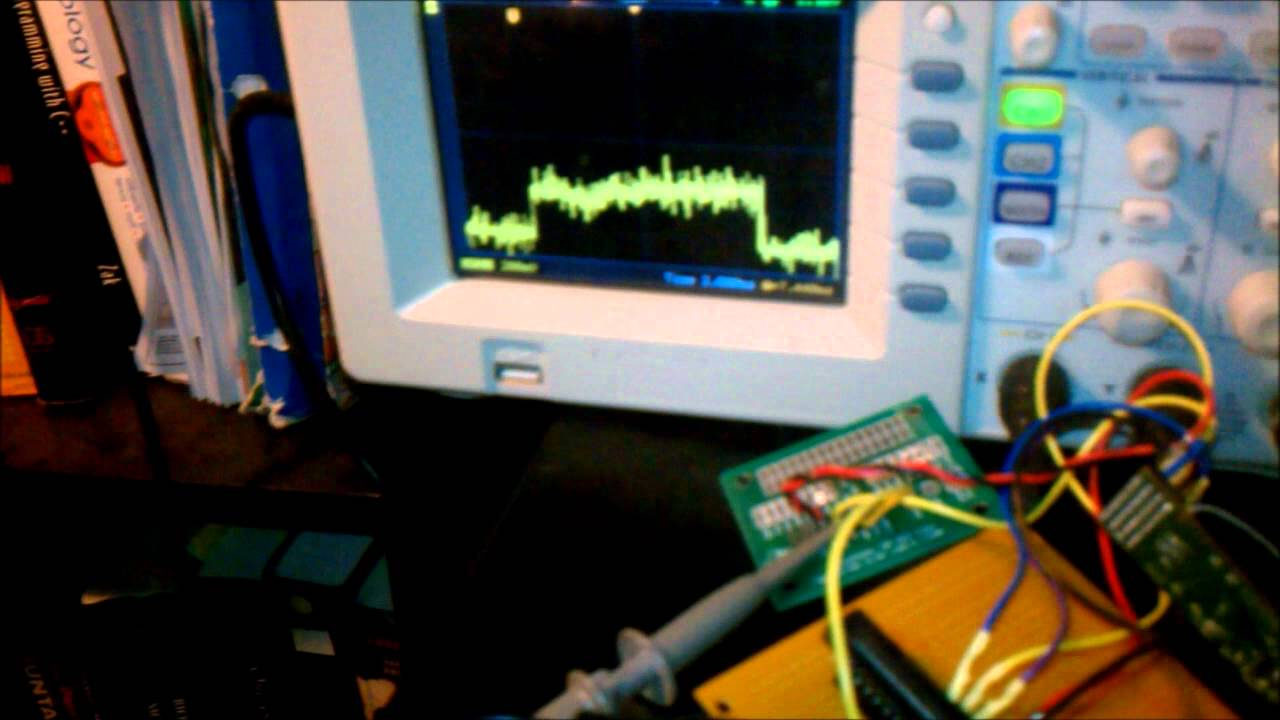 Using a CCD linear array (TCD1304AP) with C2000 microcontroller