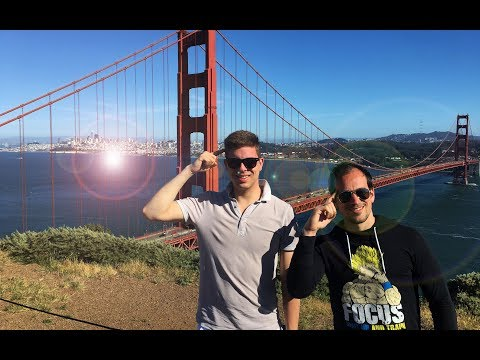 San Francisco Vlog! Apple HQ | Nestlé Starbucks Deal | Walma