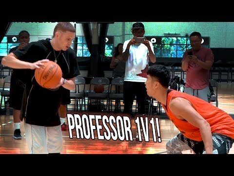Professor 1v1 vs AGGRESSIVE Chinese PRO! Handles Challenge With FINESSE!