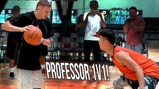 Professor 1v1 vs AGGRESSIVE Chinese PRO! Handles Challenge With FINESSE! thumbnail
