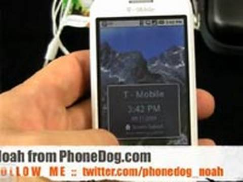 MyTouch 3G (T-Mobile) - Review, Pt 1