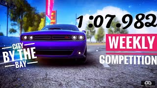 Asphalt 9 Weekly - STILL THE KING! The City by the Bay/Dodge Hemi Scat Pack [1:07.982]
