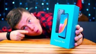 Купил Honor 8A - Смартфон с NFC за 10 000 РУБЛЕЙ..