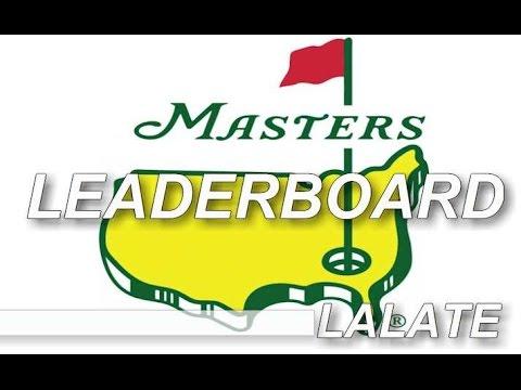 Masters Leaderboard 2015: PGA Leaderboard Ignites Jordan Spieth, 12 Under