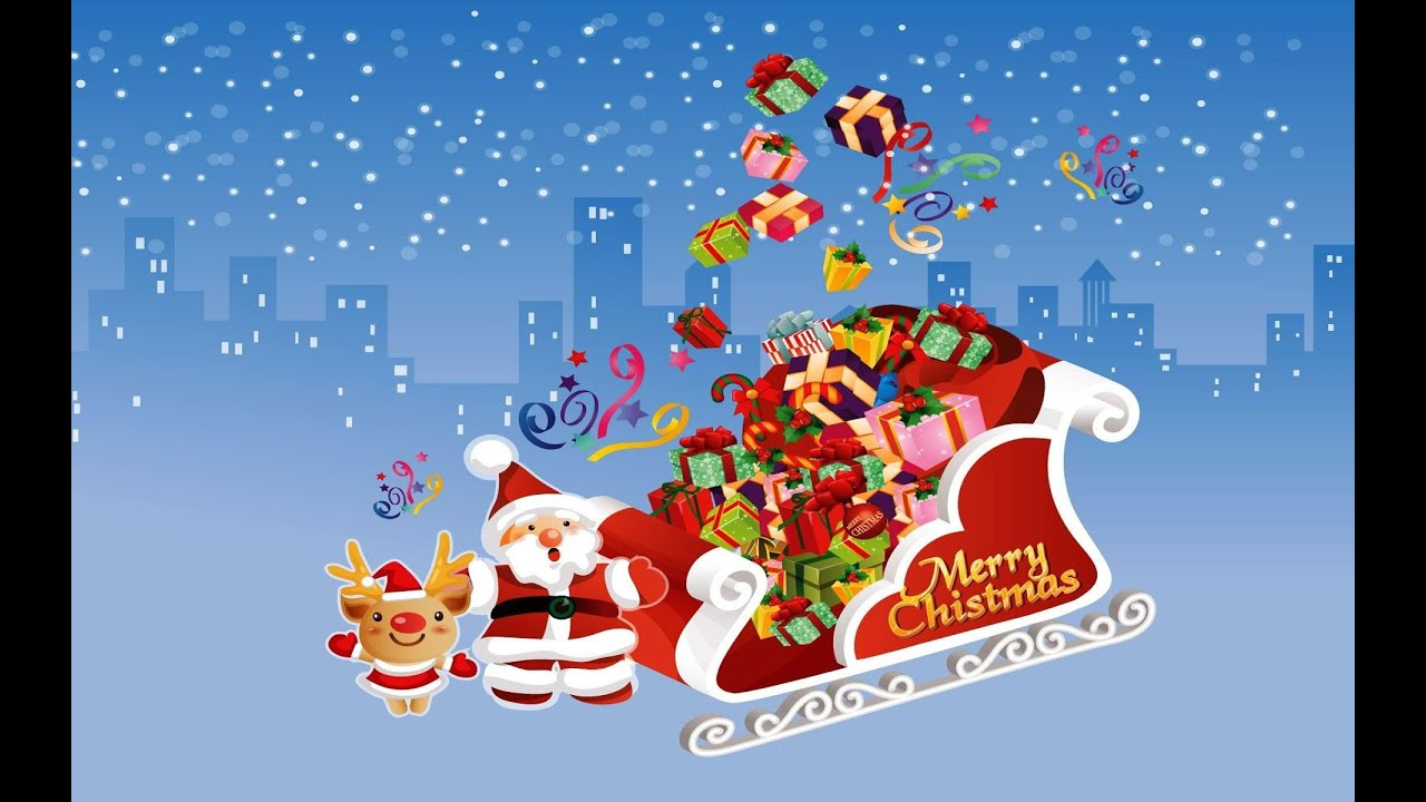 Video postal de navidad animada felicitaciones navide as for Holiday themed facebook cover photos