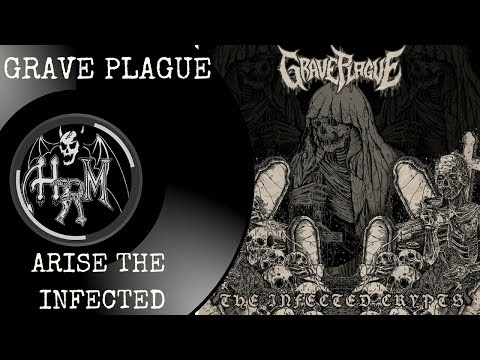 Swedish Death Metal: Arise The Infected by Grave Plague
