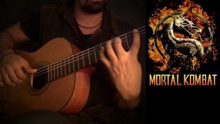 25. Mortal Kombat Theme - Acoustic Guitar by Luciano Renan