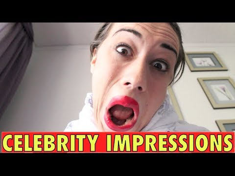 50 TERRIBLE CELEBRITY IMPRESSIONS - tubemate.video