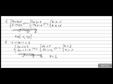 Что такое тангенс угла? Ответ на