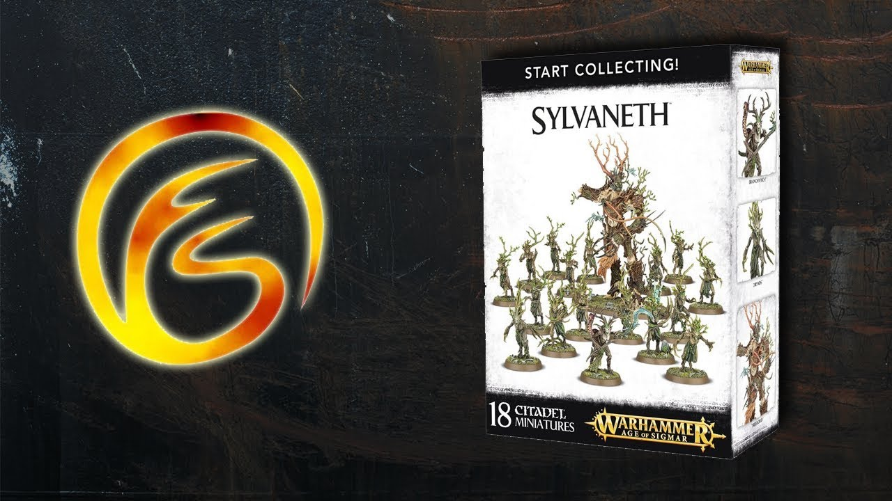 The Hobby Table - How To Quickly Paint Start Collecting Sylvaneth Warhammer  Firestorm Games