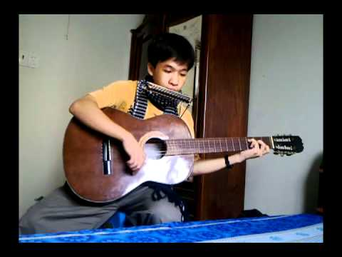 Tong Hua - Guitar Harmonica .mp4