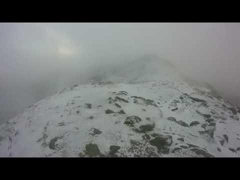 Newlands Round hike Lake District Dec 2017