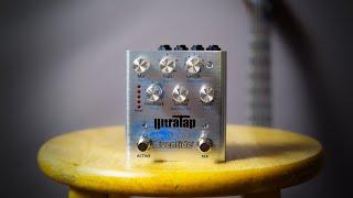 Eventide UltraTap: Ambient Guitar Multi-Tap Monster!
