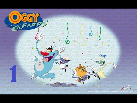 Oggy y las Cucarachas Episode 1: Olivia / Dee Dee's Diet / The Lighthouse Keeper / Dump the Roaches!