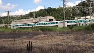 後藤総合車両所・出雲支所(西出雲)の車両基地・2017年8月31日時点