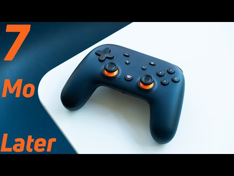 Google Stadia 7 months later: Is it worth it?
