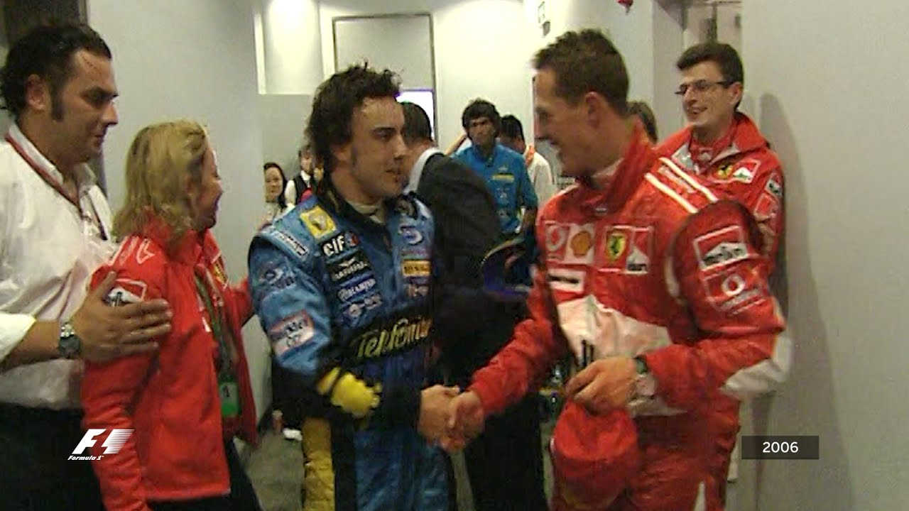 Your Favourite Chinese Grand Prix - 2006 Schumacher's Last Win