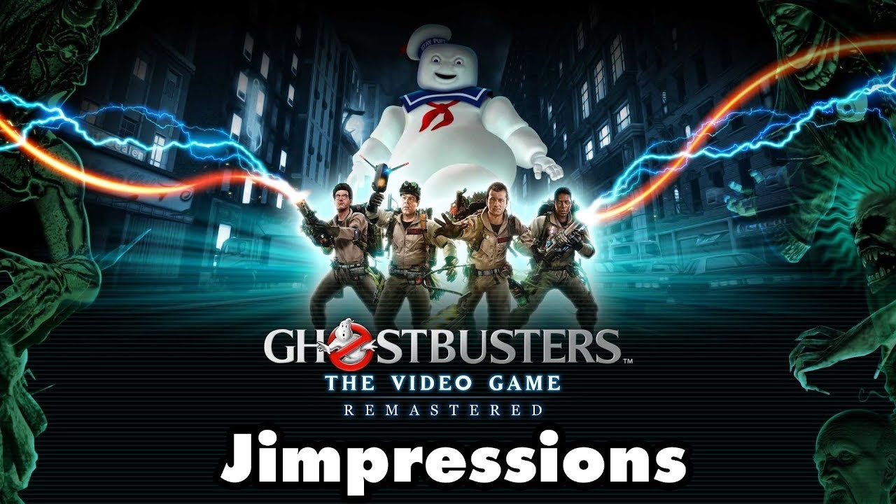 Ghostbusters: The Video Game Remastered - I Ain't Afraid Of No Publishers (Jimpressions) (Video Game Video Review)