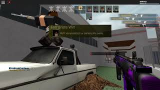 Roblox CBRO/Double Noscope with the scout