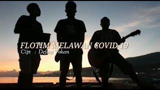 FLOTIM MELAWAN COVID 19 ~ LAGU REGGAE PANDEMI - FLORES TIMUR - LAMAHOLOT [ official musik video ]