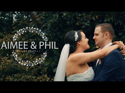 Aimee & Phil - Granary Hotel, Kidderminster