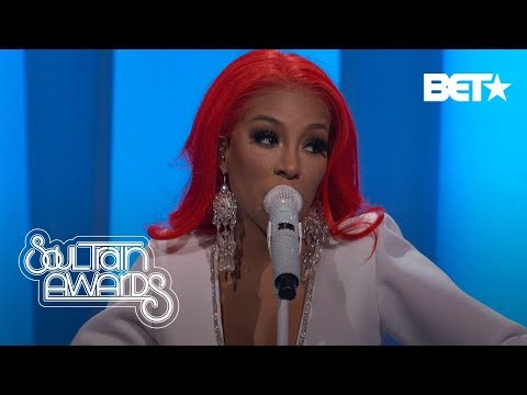 Uptown Angela - In Case You Missed K Michelle on Soul Train Awards