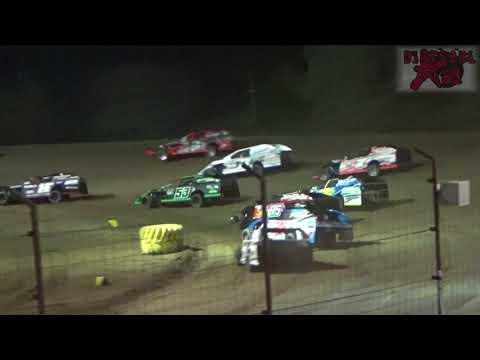 Salina Speedway - 4-27-18 - Salinausedcars.com Modified A Feature