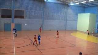 Jogo de futsal Feminino 2012-10-13 CAPA 1 - NEGE 8