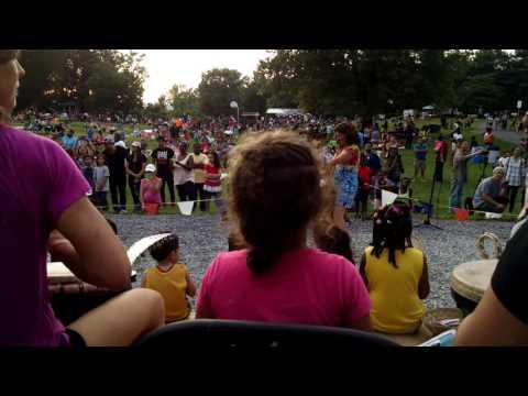 Fourth of July Celebration at Greenbelt Lake, Greenbelt, Maryland, July 5, 2016