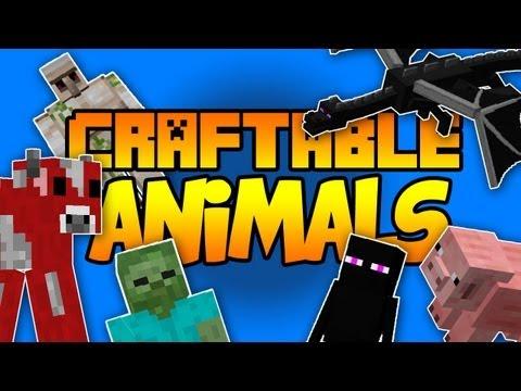 craftable animals