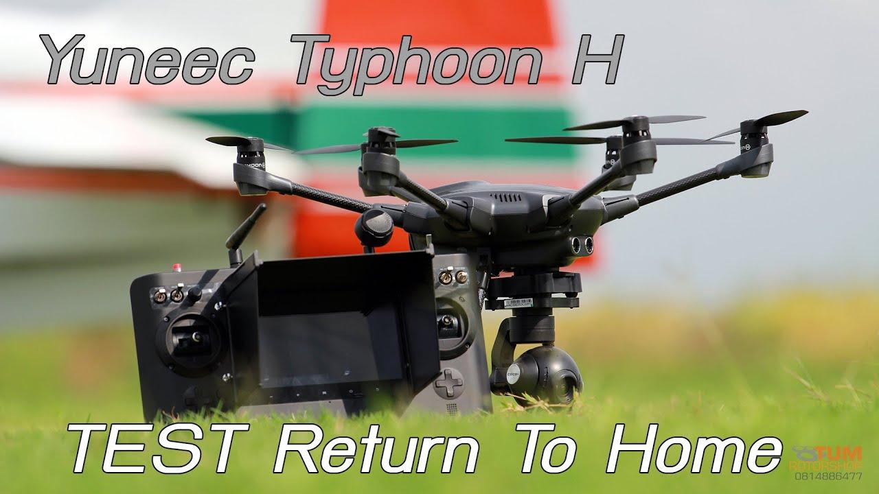 Typhoon H Test
