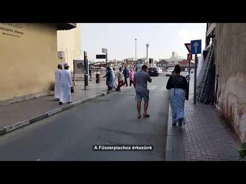 Dubai-i hajokörutazás  Az Ezeregyéjszaka meséi