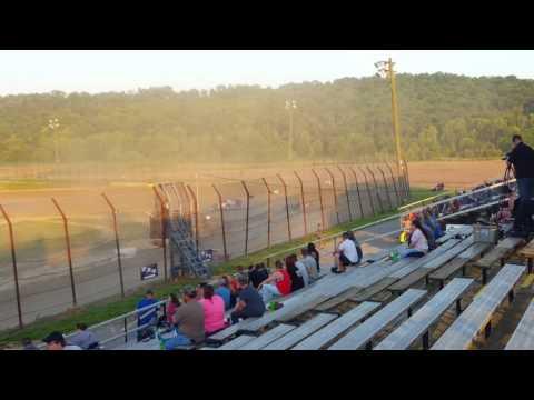 Dave j, Peter Ripato heat race 2  6/3/17