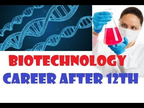 career in biotechnology in hindi|career in biotechnology|career in  biotechnology in india salary|bsc