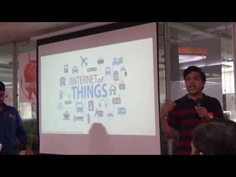Architecture of IoT by Vinay Krishna