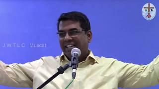 எடுத்துக்கொள்ளப்படுதல் | JWTLC - Muscat (Tamil Church) | Bro. M. D. Jagan | HLM