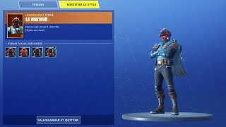 ON DEBLOQUE THE NEW SKIN SUPERPRODUCTION on FORTNITE BATTLE ROYALE!