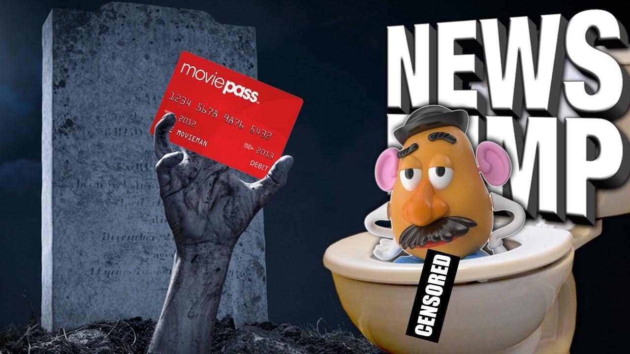 MoviePass is BACK... As a New Documentary! - News Dump
